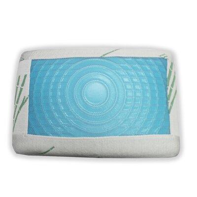 Memory Foam Standard Cooling Bed Pillow Paarizaat