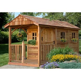 save to idea board - Corner Garden Sheds 7x7