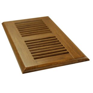 4 X 12 Moso Bamboo Vent Cover
