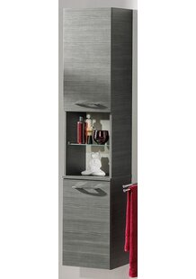 Vadea 35.5 X 169cm Tall Bathroom Cabinet By Fackelmann