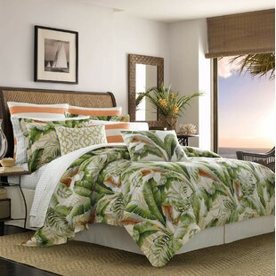 Tommy Bahama Home Tommy Bahama Palmiers Duvet Set