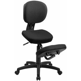 Symple Stuff Krull Portable Kneeling Office Chair