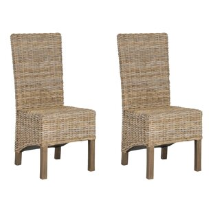 Whitecliff Solid Mango Dining Chair (Set Of 2) By Bay Isle Home