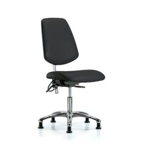 Symple Stuff Keyla Desk Height Ergonomic Off..