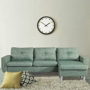 Jensen Mid-Century Reversible Stationary Sectional by George Oliver