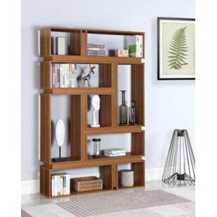 Crary Geometric Bookcase