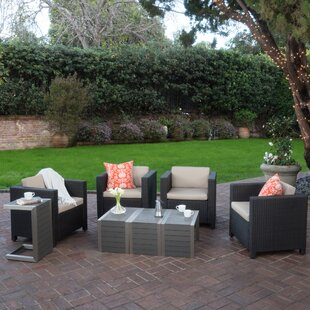 Ballew 8 Piece Conversation Set with Cushions