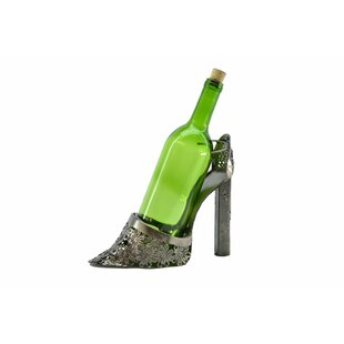 Lady High Heel Shoe 1 Bottle Tabletop Win..
