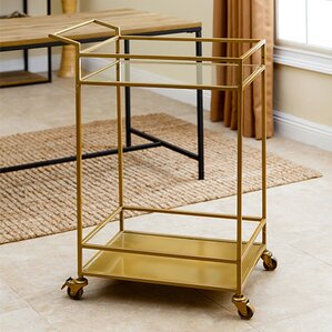 Adalgar Bar Cart by Willa Arlo Interiors
