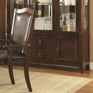 Puleo Wooden Dining Sideboard by Charlton Home