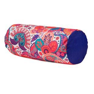 Abeyta Madras Outdoor Bolster Cushion By Latitude Vive