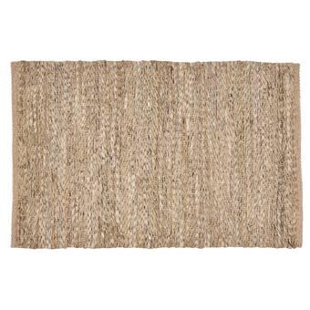 Gracie Oaks Rabon Hand Woven Wheat Area Rug Wayfair