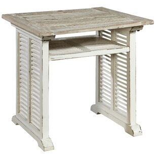 Check Prices Hampton End Table by Furniture Classics
