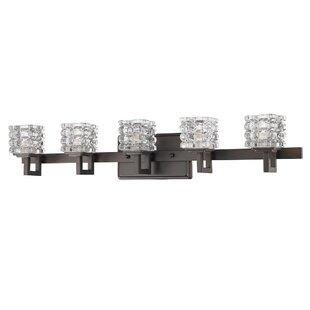 House of Hampton Keffer 5-Light Vanity Light