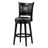 Marcotte 30 Swivel Bar Stool (Set of 2) by Charlton Home®