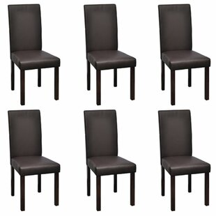 Almaraz Upholstered Dining Chair (Set of ..