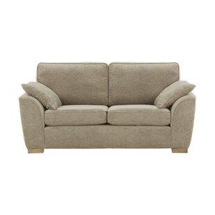 Alisha 2 Seater Sofa By August Grove