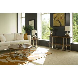 Allan Copley Designs Artesia 3 Piece Coffee Table Set