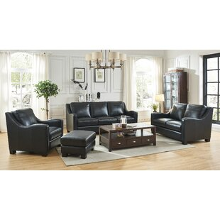 Order Arlford Leather Configurable Living Room Set by Latitude Run Reviews (2019) & Buyer's Guide