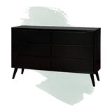 Staton 6 Drawer Double Dresser by Foundstone™