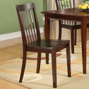 Alcott Hill Ameswood Back Side Chair (Set of 2)