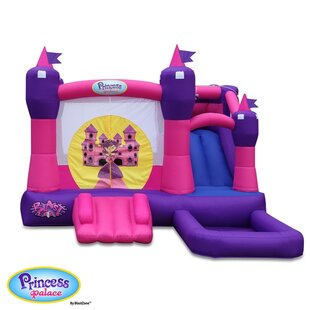Princess Combo Bounce House By Blast Zone