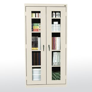 Clear View Storage Cabinet