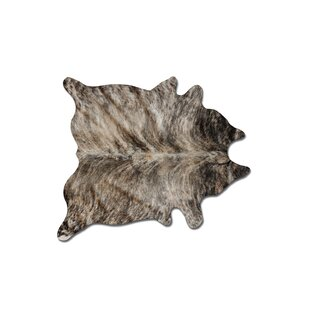 Find a Abhinav Hand Woven Exotic Zebu Cowhide Area Rug By17 Stories