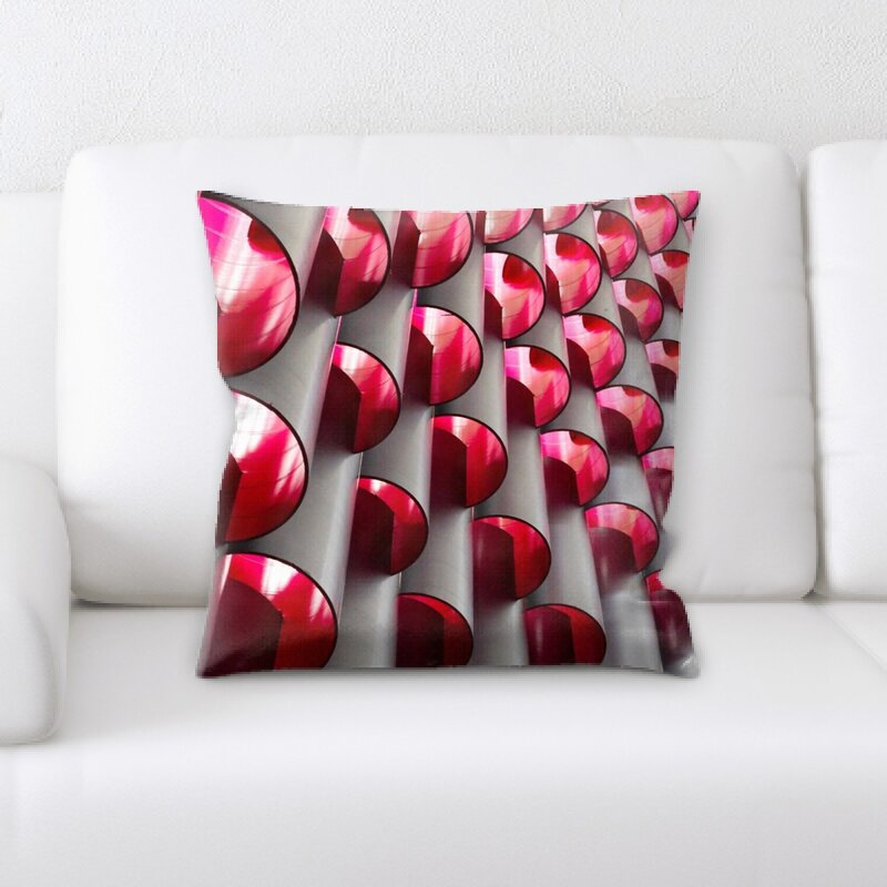 Ebern Designs Lamar Throw Pillow Wayfair