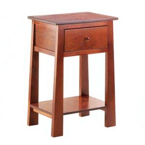 Contemporary Craftsman End Table