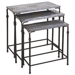 Great Price Newburg 3 Piece Nesting Tables By Laurel Foundry Modern Farmhouse
