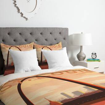 East Urban Home Duvet Cover Set Wayfair