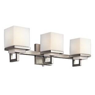 Latitude Run Jacinto 3-Light Vanity Light