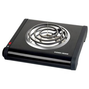 Decker Electric Burner