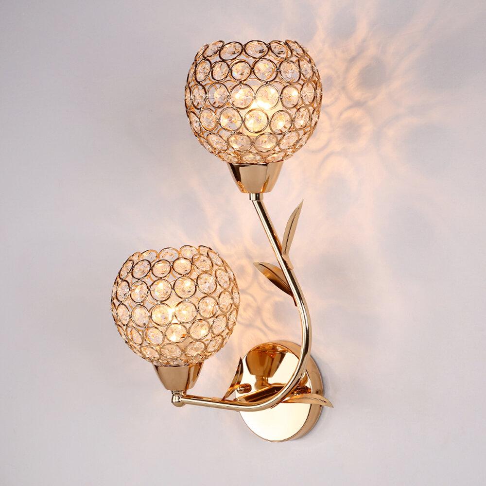 House Of Hampton Frenette 2 Light Gold Armed Sconce Wayfair