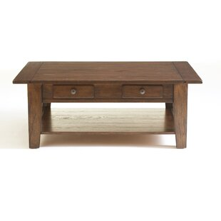 Attic Coffee Table by Broyhill?