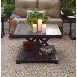 Bungalow Porcelain Side Table