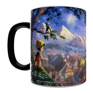Pinocchio Heat-Sensitive Coffee Mug