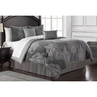 Ryan Reversible Comforter Set