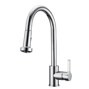 Barclay Fairchild Pull Down Single Handle Kitchen Faucet