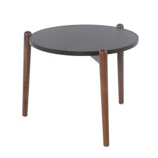 Cayeman End Table by Corrigan Studio