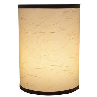 Drum Clip-On Construction Linen Lamp Shade