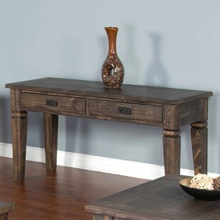Calina Console Table by Gracie Oaks