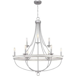 Emaria 9-Light Candle Style Chandelier by 17 Stories
