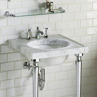 Save Kohler Kathryn Metal 24 Console Bathroom Sink