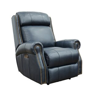 Best Coldwell Leather Power Recliner by Red Barrel Studio Reviews (2019) & Buyer's Guide