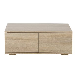 Whitt Coffee Table with Storage by Ebern Designs
