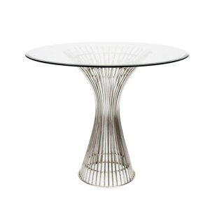 Worlds Away Iron Dining Table