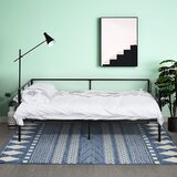 Brylen Twin Metal Daybed by Latitude Run®