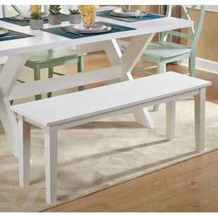 Charlton Home Castellon Dining Bench